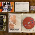 Metal Gear Solid 2: Sons of Liberty (PS2) (PAL) (б/у) фото-2
