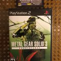 Metal Gear Solid 3: Subsistence (PS2) (NTSC-U) (б/у) фото-1