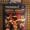 Mortal Kombat: Shaolin Monks (б/у) для Sony PlayStation 2