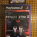 Project Zero II: Crimson Butterfly (PS2) (PAL) (б/у) фото-1