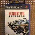 Resident Evil Outbreak (PS2) (PAL) (б/у) фото-1