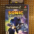 Sonic Unleashed (PS2) (PAL) (б/у) фото-1