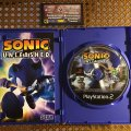 Sonic Unleashed (PS2) (PAL) (б/у) фото-2