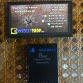 Игровая приставка Sony PlayStation 2 Slim Black SCPH-75003 (б/у)