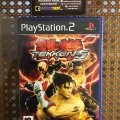 Tekken 5 (PS2) (PAL) (б/у) фото-1