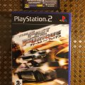 The Fast and the Furious (PS2) (PAL) (б/у) фото-1