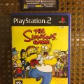 The Simpsons Game (PS2) (PAL) (б/у) фото-1