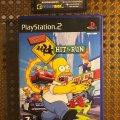 The Simpsons: Hit & Run (PS2) (PAL) (б/у) фото-1