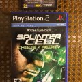 Tom Clancy's Splinter Cell: Chaos Theory (PS2) (PAL) (б/у) фото-1