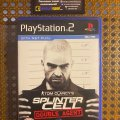 Tom Clancy's Splinter Cell: Double Agent (PS2) (PAL) (б/у) фото-1