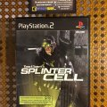 Tom Clancy's Splinter Cell (б/у) для Sony PlayStation 2