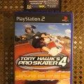 Tony Hawk's Pro Skater 4 (PS2) (PAL) (б/у) фото-1