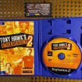 Tony Hawk's Underground 2 (PS2) (PAL) (б/у) фото-2