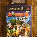 Worms 4: Mayhem (PS2) (PAL) (б/у) фото-1