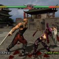 Mortal Kombat: Deception (PS2) скриншот-2