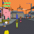 The Simpsons Game (PS2) скриншот-5