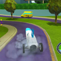 The Simpsons: Hit & Run (PS2) скриншот-3