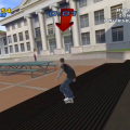 Tony Hawk's Pro Skater 4 (PS2) скриншот-2