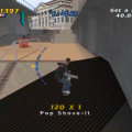 Tony Hawk's Pro Skater 4 (PS2) скриншот-4