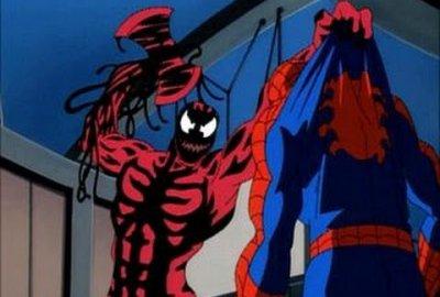 Carnage | Spider-Man: The Animated Series 1994 изображение-1