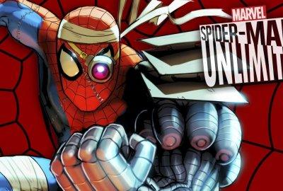 Cyborg Spider-Man - High Tech Armor изображение-1