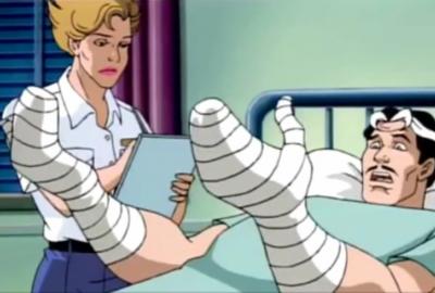 Dr. Strange | Spider-Man: The Animated Series 1994 изображение-1