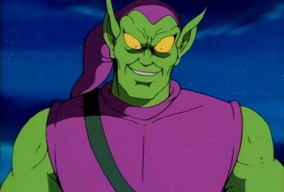 Green Goblin | Spider-Man: The Animated Series 1994 изображение-1