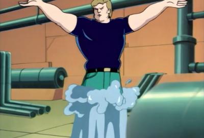 Hydro-Man - Aquatic Arsenal | Spider-Man: The Animated Series 1994 изображение-1