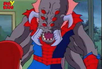 Man-Spider - Immobilizing Restraints!   Spider-Man: The Animated Series 1994 изображение-1