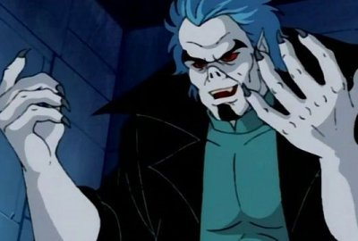 Morbius - Transforming Vampire Action! | Spider-Man: The Animated Series 1994 изображение-1