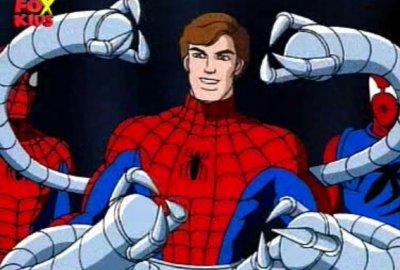 Octo-Spidey   Spider-Man: The Animated Series 1994 изображение-1