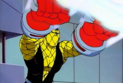 Shocker - Shooting Power Blasts! | Spider-Man: The Animated Series 1994 изображение-1