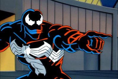 Venom | Spider-Man: The Animated Series 1994 изображение-1