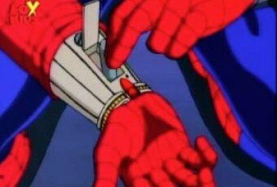 Web Cannon Spider-Man - Web Blast Action! | The Animated Series 1994 изображение-1