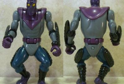 Mutatin' Foot Soldier - The Rad Re-arrangin' Robot! | Teenage Mutant Ninja Turtles (Ninja Power) - Playmates Toys 1988 изображение-1