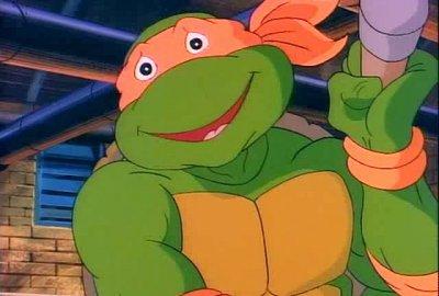 Rappin' Mike | Teenage Mutant Ninja Turtles (TMNT 1987) изображение-1