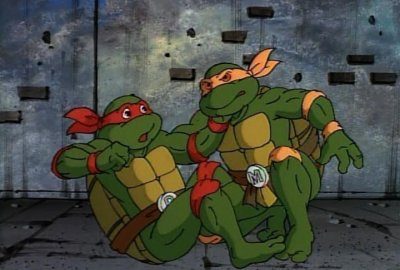 Chief Medical Officer Raphael - Pizza Healin' Doctor Dude! | Teenage Mutant Ninja Turtles (Star Trek) изображение-1