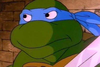 Lieutenant Leo - The Desert Duelin' Dude! | Teenage Mutant Ninja Turtles (Mutant Military) изображение-1