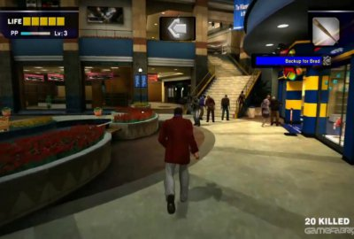 Dead Rising (XBOX 360) скриншот-1