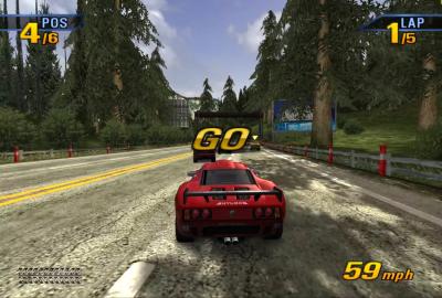 Burnout 3: Takedown (Microsoft XBOX) скриншот-1