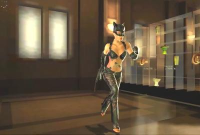 Catwoman для Microsoft XBOX