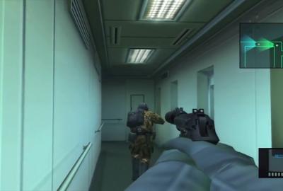 Metal Gear Solid 2: Substance (Microsoft XBOX) скриншот-1