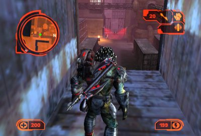 Predator: Concrete Jungle для Microsoft XBOX