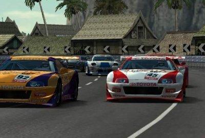 Racing Evoluzione (Microsoft XBOX) скриншот-1