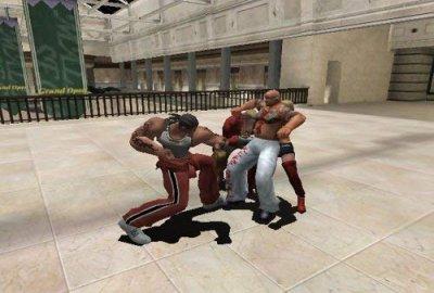 Spikeout Battle Street (Microsoft XBOX) скриншот-1