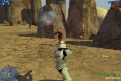 Star Wars: Battlefront (XBOX) (PAL) скриншот-1