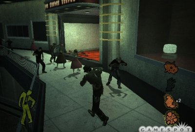 Stubbs the Zombie in Rebel Without a Pulse (Microsoft XBOX) скриншот-1