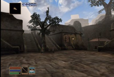 The Elder Scrolls III: Morrowind для Microsoft XBOX