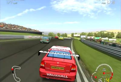 TOCA Race Driver (XBOX) скриншот-1