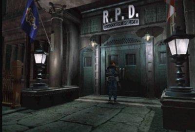 Resident Evil 2 для Nintendo GameCube